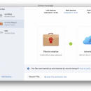 Acronis True Image New Generation Mac screenshot