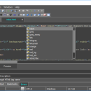 CodeLobster IDE for Linux screenshot