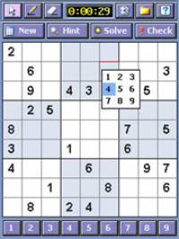 4Sudoku screenshot