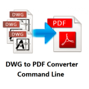 VeryUtils DWG to PDF Converter Command Line screenshot