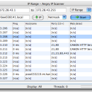 Angry IP Scanner for Mac screenshot