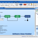 Software Ideas Modeler Portable x64 screenshot