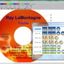 AudioLabel CD/DVD Cover Maker screenshot