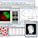 ImageJ for Mac OS X screenshot