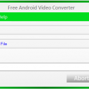 Free Android Video Converter screenshot