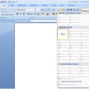 Microsoft Office 2010 screenshot