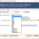 Mac OLM to office 365 Converter screenshot