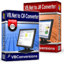 VBConversions VB.Net to C# and J# Converters