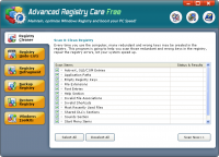 Advanced Registry Care Free screenshot