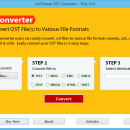 Convert OST File screenshot