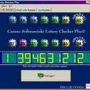 Lottery Checker Plus screenshot