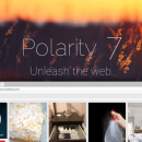 Polarity Browser screenshot