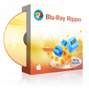 DVDFab Blu-ray Ripper for Mac screenshot