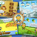 Fractions and Smart Pirates Free screenshot