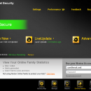 Norton Internet Security 2012 screenshot