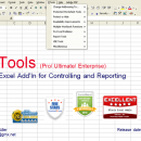 MTools Enterprise Excel Tools screenshot