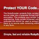 Ruby Encoder screenshot