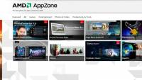 AMD AppZone screenshot