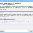 MDaemon to Exchange 2013 Migration screenshot