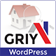 Griya - Real Estate WordPress Theme 15296 screenshot