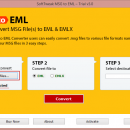 How to Save MSG to EML screenshot