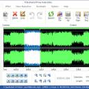 PCBrotherSoft Free Audio Editor screenshot