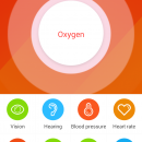 iCare Oxygen Monitor screenshot