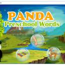Panda Preschool Words screenshot