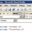 Xitona Visual Studio Tabs screenshot