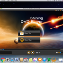 Shining Mac DVD Player screenshot