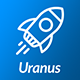 Uranus - App Landing HTML Template 26036 screenshot