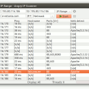 Angry IP Scanner for Linux screenshot