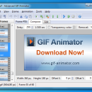 Advanced GIF Animator screenshot