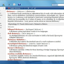 Spanish-Portuguese Dictionary by Ultralingua for Windows screenshot