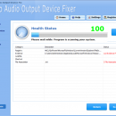 Smart No Audio Output Device Fixer Pro screenshot