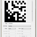Portable CheckPrixa 2D Barcode Generator screenshot