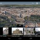 Google Earth for Android screenshot