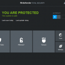 Bitdefender Total Security 2015 screenshot