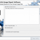 Image Recovery Software screenshot