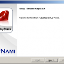 BitNami RubyStack for Mac OS X screenshot
