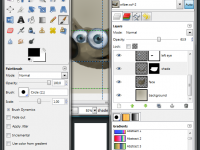 GIMP for Windows screenshot
