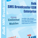 Bulk SMS Broadcaster GSM Enterprise screenshot