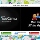 SSuite Dual View Portable screenshot