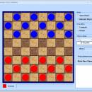 Checkers Game Software screenshot