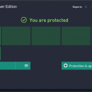 AVG File Server Edition screenshot