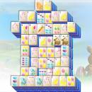 Easter Bird House Mahjong screenshot