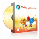 DVDFab Video Converter for Mac screenshot