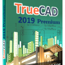 Truecad 2019 Premium 32 Bit screenshot
