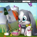 Bunny Theme for PDF to Flipping Book screenshot