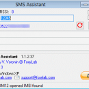 SMS Assistant screenshot